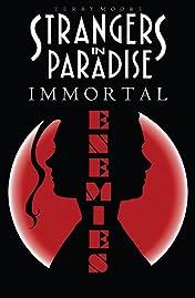 Strangers In Paradise Vol. 5: Immortal Enemies