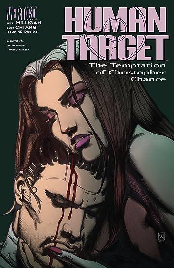 Human Target (2003-2005) #15