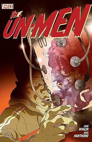 The Un-Men (2007-2008) #11