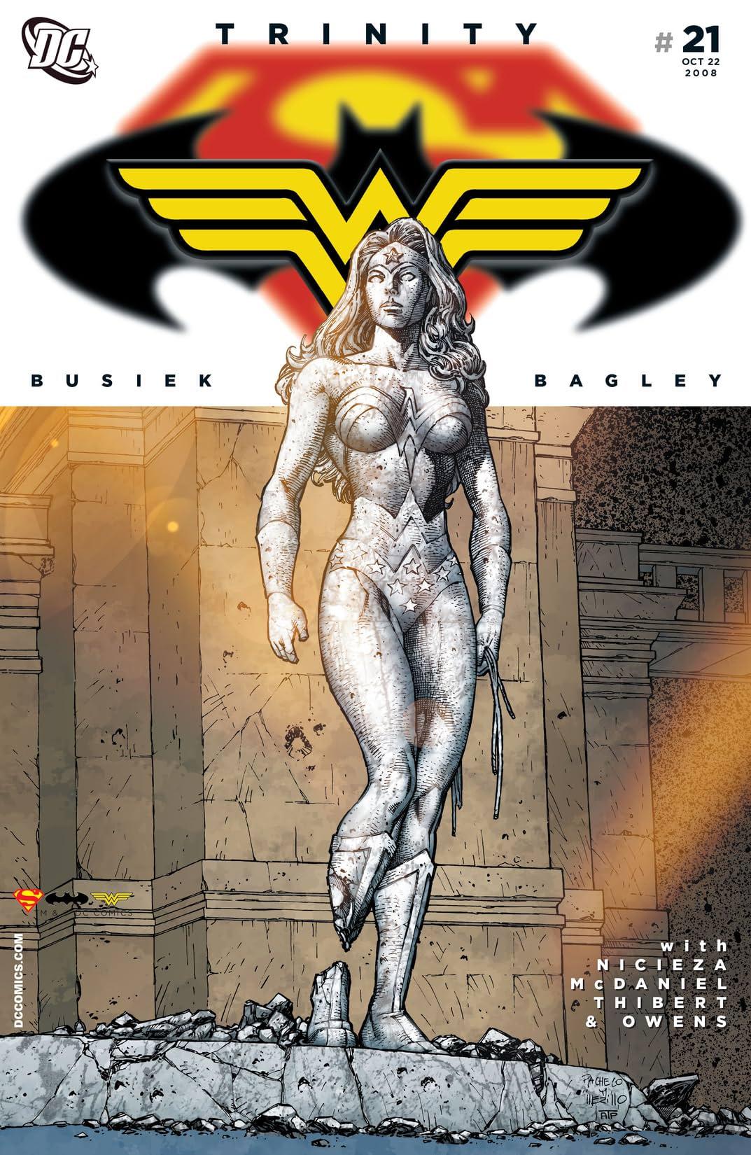 Trinity (2008-2009) #21