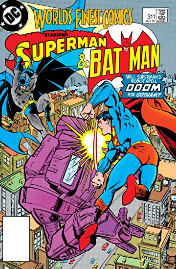World's Finest Comics (1941-1986) #311