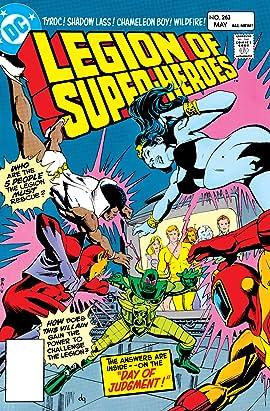 Legion of Super-Heroes (1980-1985) #263