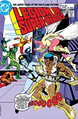 Legion of Super-Heroes (1980-1985) #264