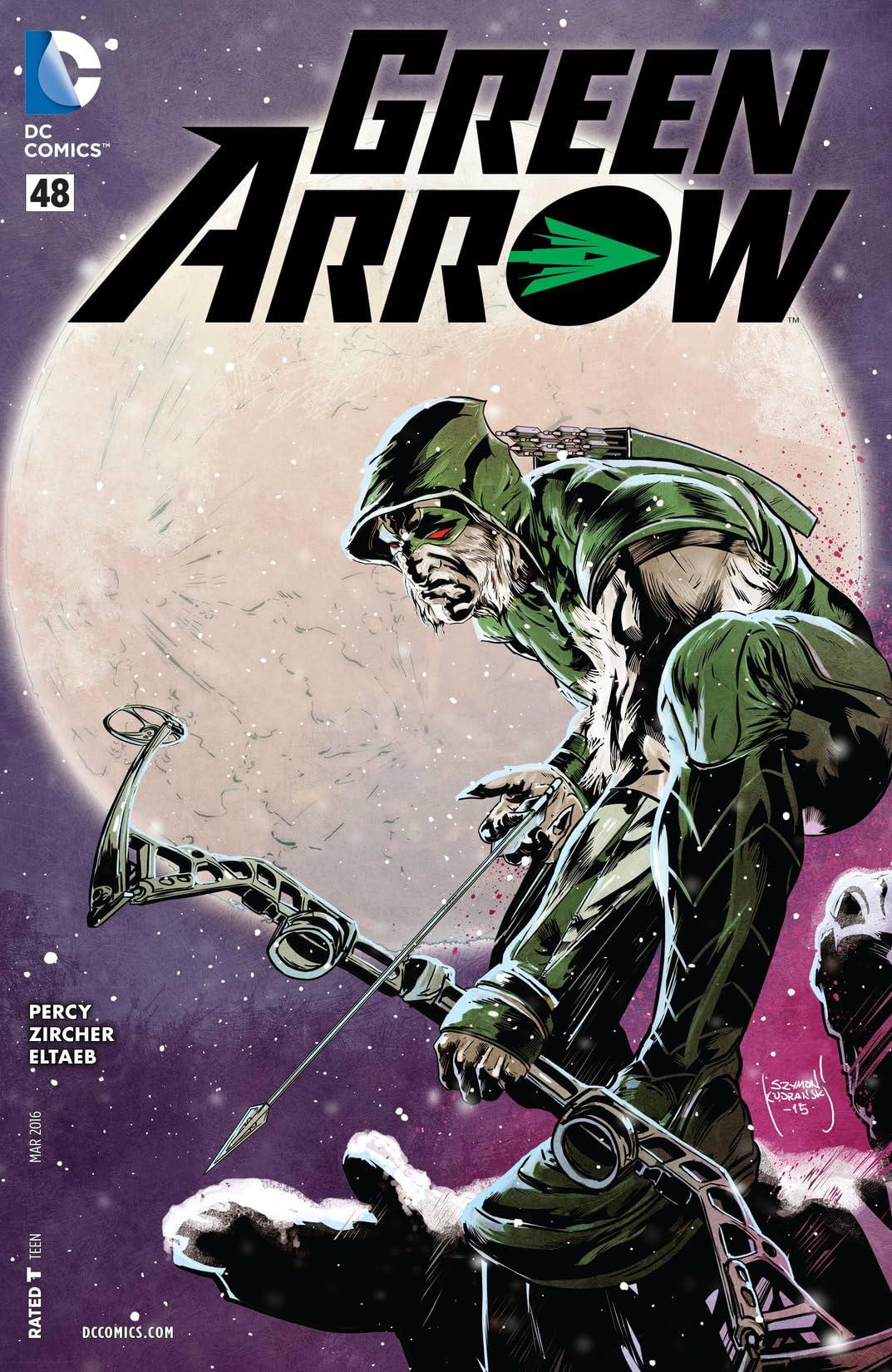 Green Arrow (2011-2016) #48