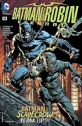 Batman & Robin Eternal (2015-2016) #14