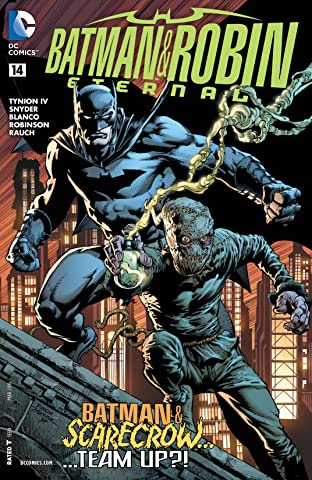 Batman & Robin Eternal (2015-2016) No.14