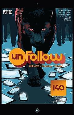 Unfollow (2015-2017) No.3