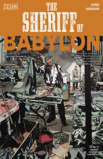 Sheriff of Babylon (2015-2016) #2