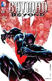 Batman Beyond (2015-2016) #8