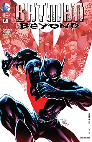Batman Beyond (2015-2016) No.8