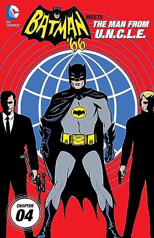 Batman '66 Meets the Man From U.N.C.L.E. (2015-) #4