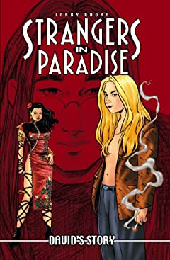 Strangers in Paradise Vol. 14: David's Story