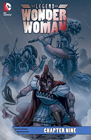 The Legend of Wonder Woman (2015-) #9