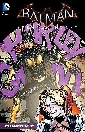Batman: Arkham Knight (2015-2016): Batgirl & Harley Quinn Special #2