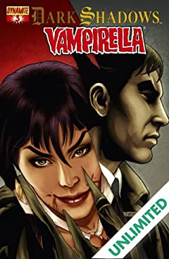 Dark Shadows/Vampirella #3