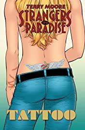 Strangers In Paradise Vol. 17: Tattoo