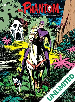 The Phantom: The Complete Series Vol. 1: The Charlton Years