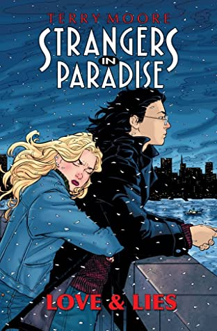 Strangers In Paradise Tome 18: Love & Lies