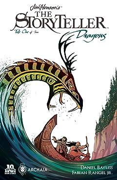 Jim Henson's The Storyteller: Dragons #1 (of 4)