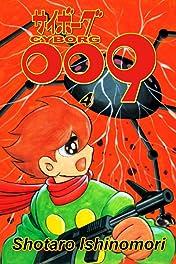 Cyborg 009 Vol. 4
