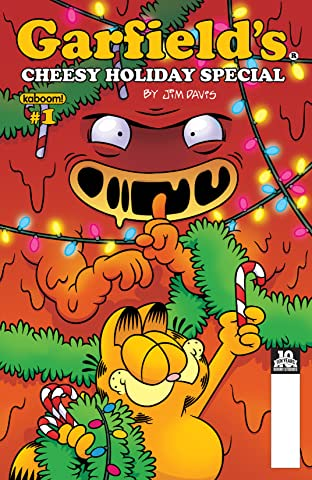 Garfields Cheesy Holiday Special No.1