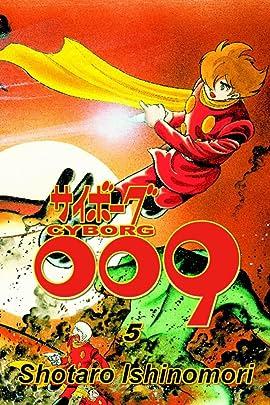 Cyborg 009 Vol. 5