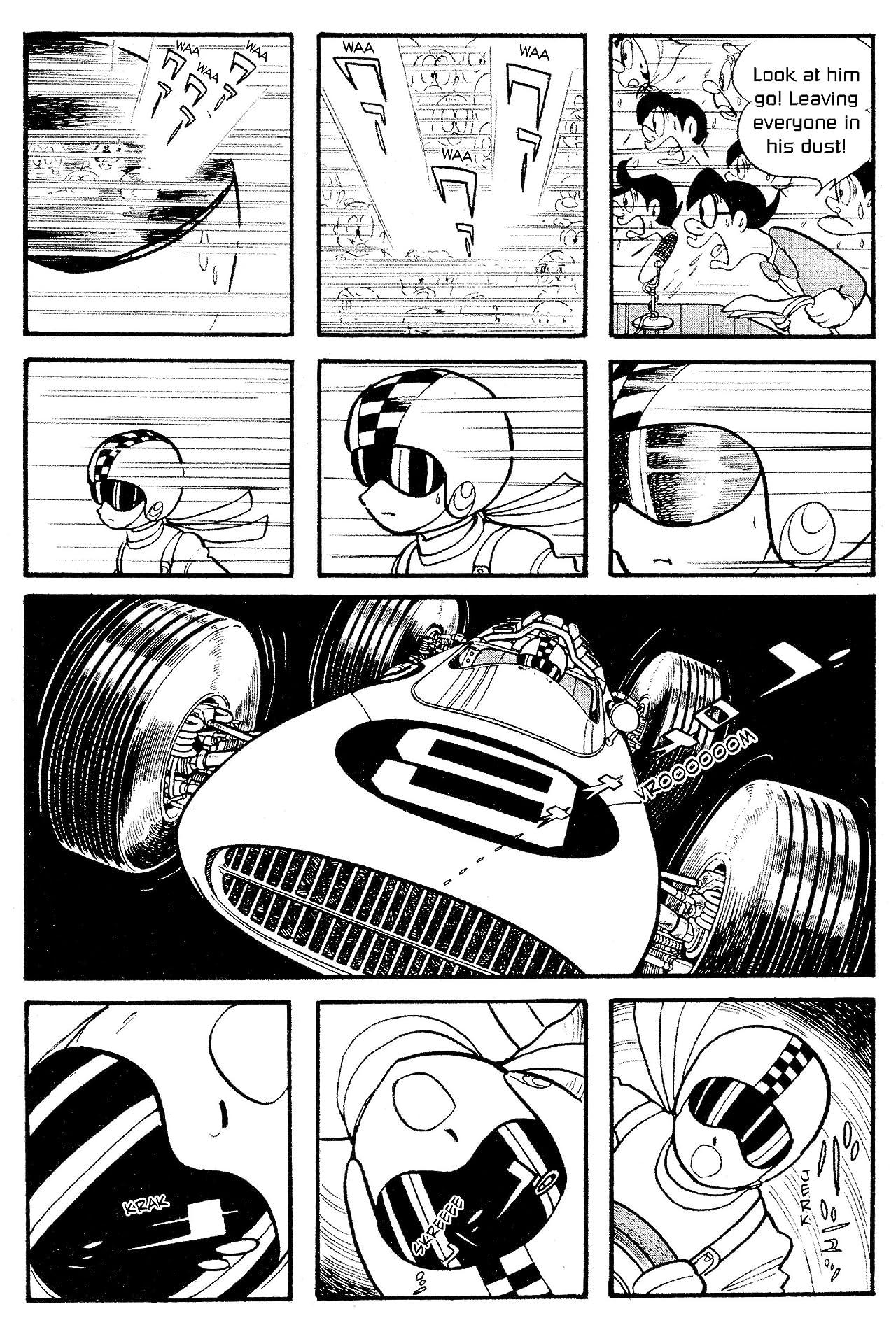 Cyborg 009 Vol. 8