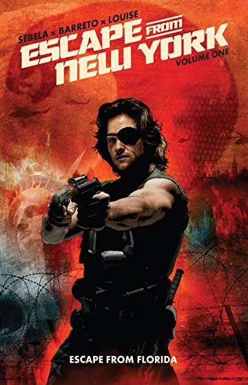 Escape From New York Tome 1