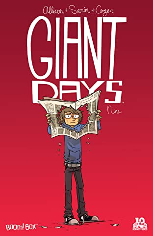 Giant Days No.9