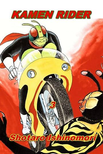 Kamen Rider Vol. 3