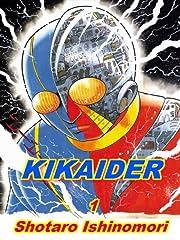 Kikaider Vol. 1