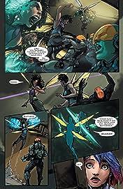 Eternal Soulfire #5 (of 6)