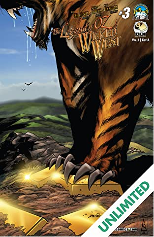 The Legend of Oz: The Wicked West #3