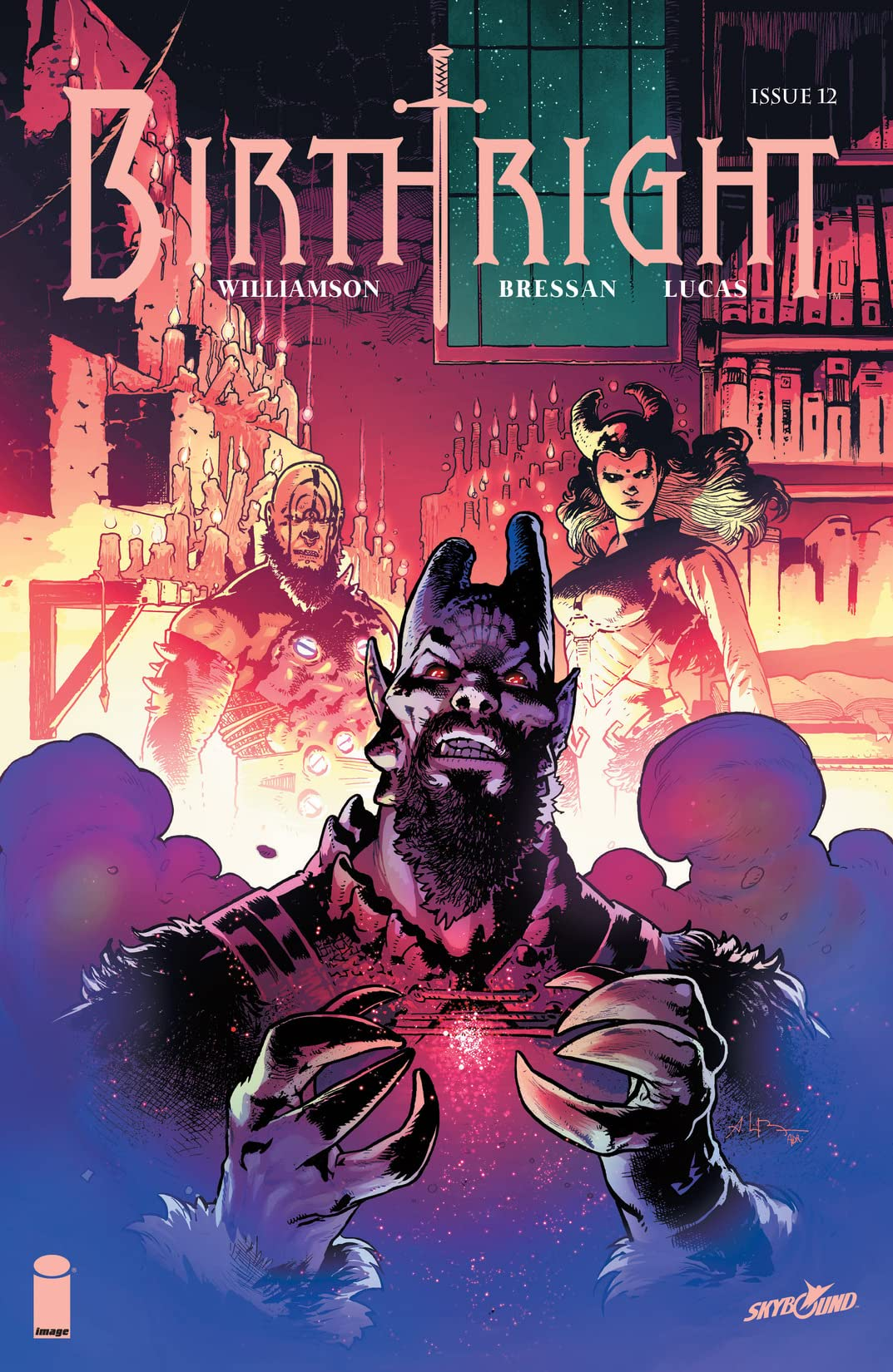Birthright #12