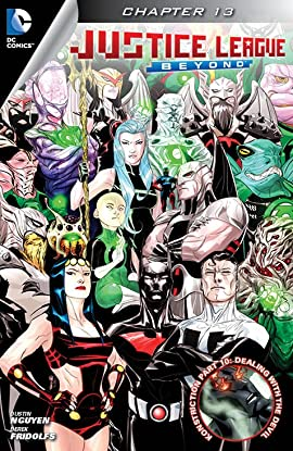 Justice League Beyond (2012-2013) #13