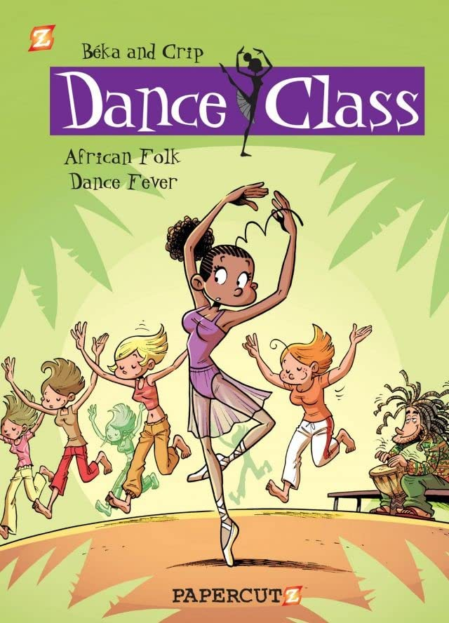 Dance Class Vol. 3: African Folk Dance Fever
