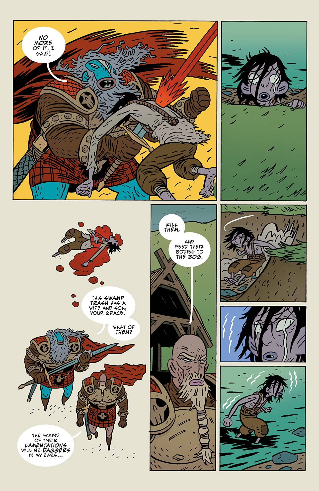 Head Lopper #2