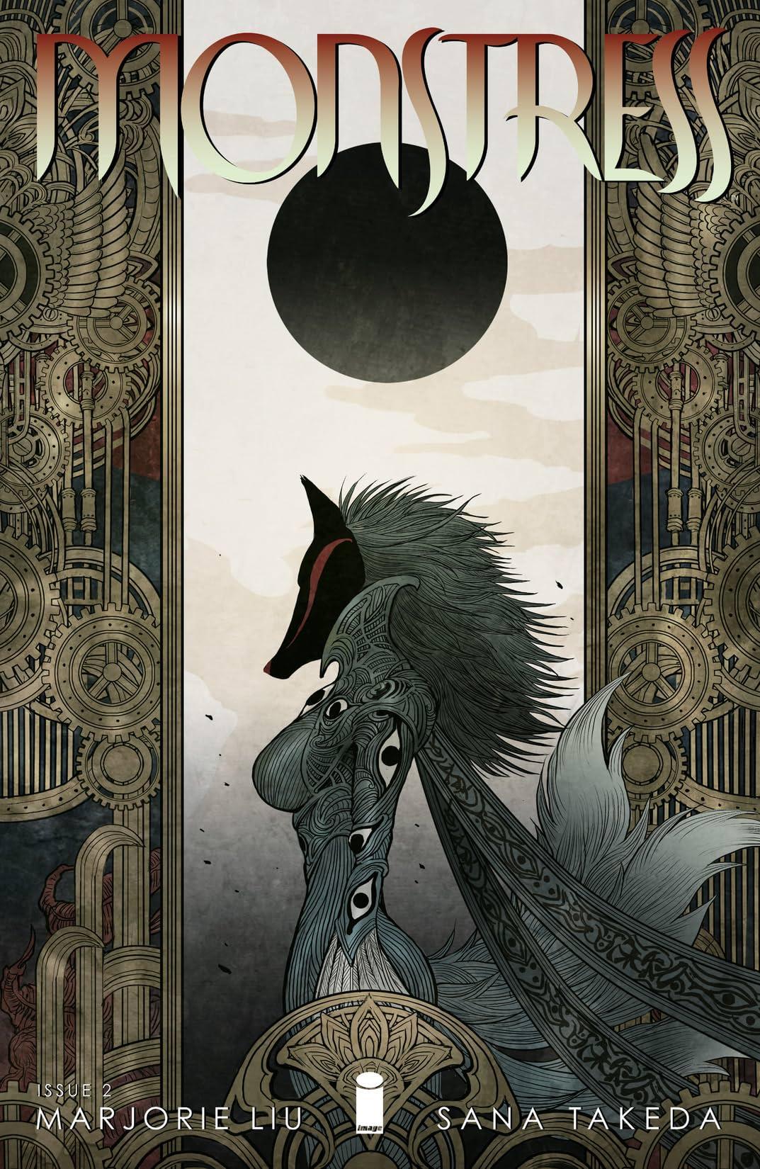 Monstress #2
