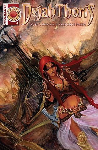 Dejah Thoris #1: Digital Exclusive Edition
