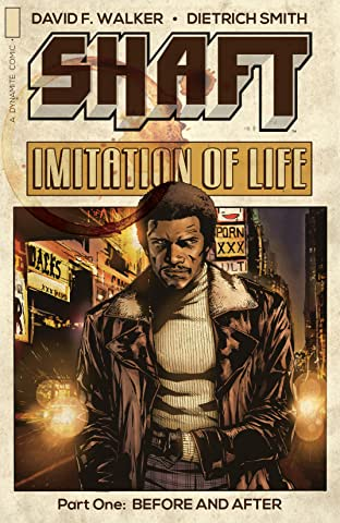 Shaft: Imitation Of Life #1: Digital Exclusive Edition