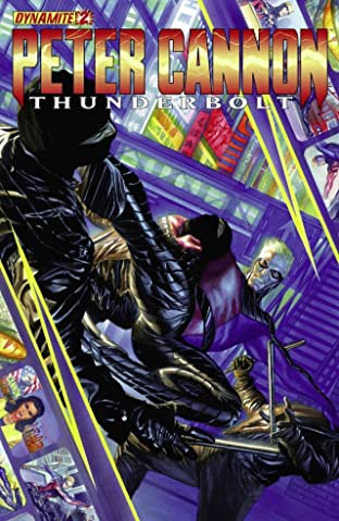 Peter Cannon: Thunderbolt (2012-2013) #2