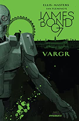 James Bond (2015-2016) #4: Digital Exclusive Edition