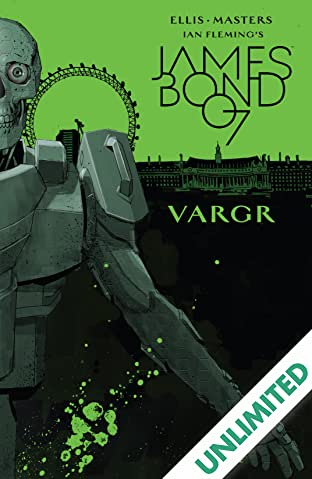 James Bond #4: Digital Exclusive Edition