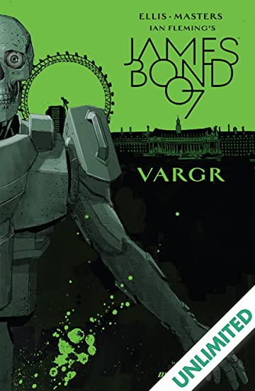 James Bond (2015-2016) #4: Digital Exclusive Edition