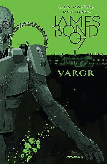 James Bond (2015-2016) No.4: Digital Exclusive Edition