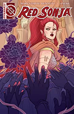 Red Sonja Tome 3 No.2: Digital Exclusive Edition