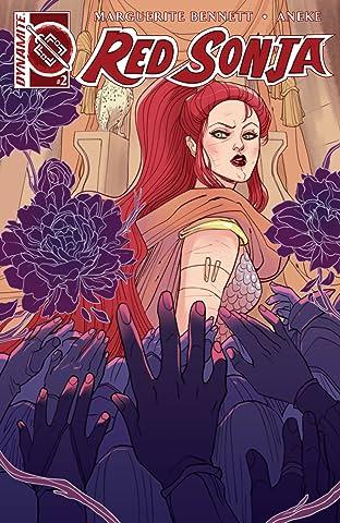 Red Sonja Vol. 3 #2: Digital Exclusive Edition