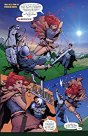 Red Sonja Vol. 3 #2: Digital Exclusive Edition