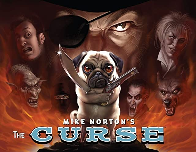 Mike Norton's the Curse: Preview