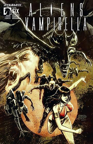Aliens/Vampirella #6: Digital Exclusive Edition